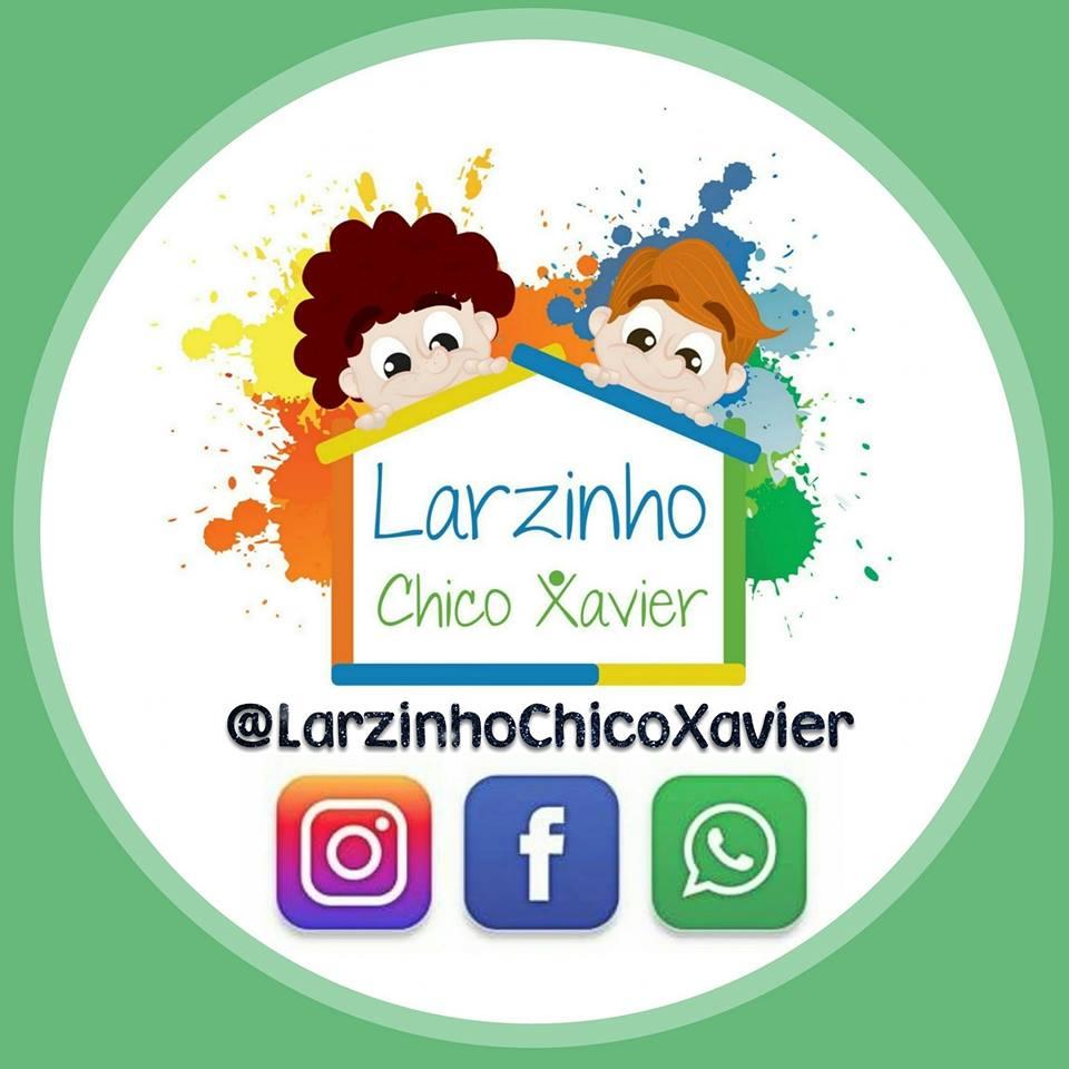 Larzinho-Chico-Xavier-Venha-Conhecer